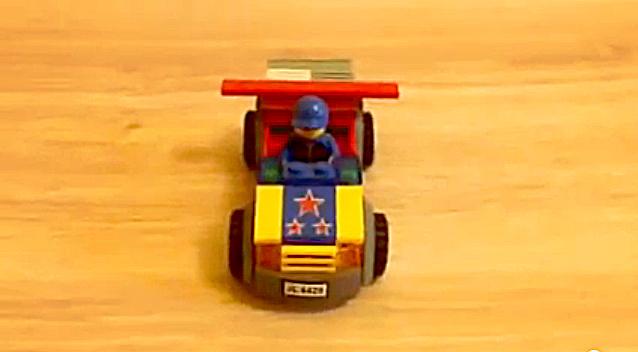 Как сделать гоночную машину
