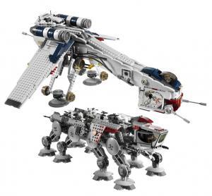 Лего вездеход