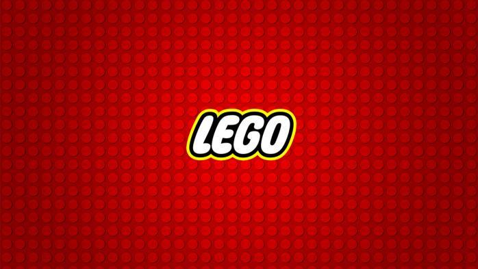 Главный логотип Лего
