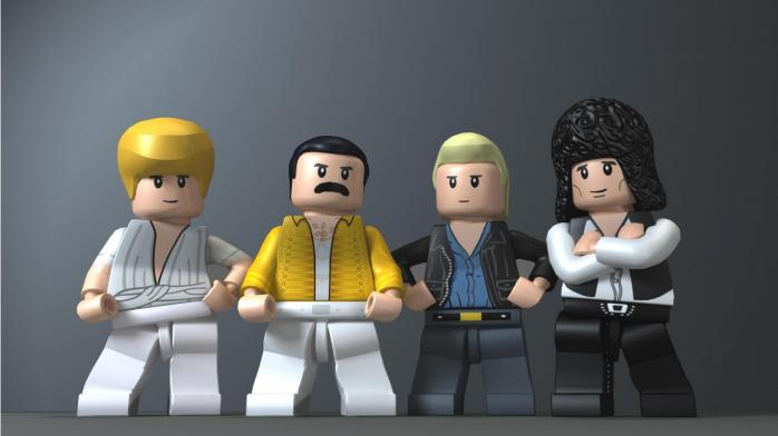 Лего рок группа