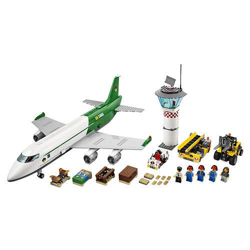 Набор с самолетом