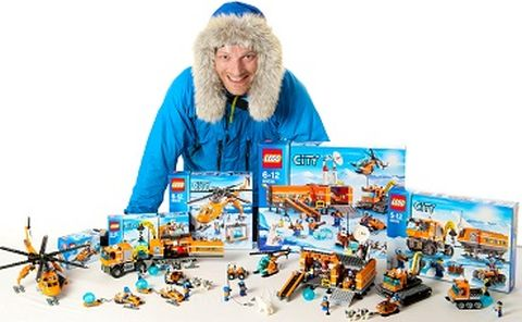 Лего арктика