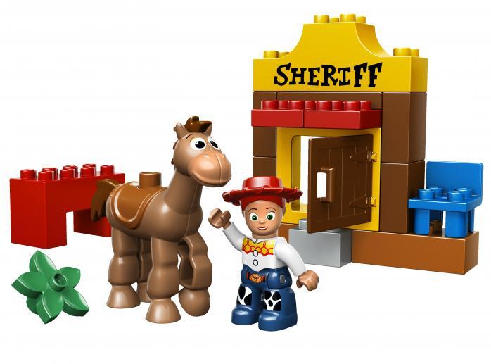 Шериф и лошадь