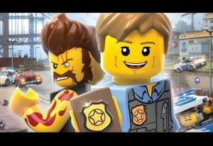 герои мультсериала лего сити