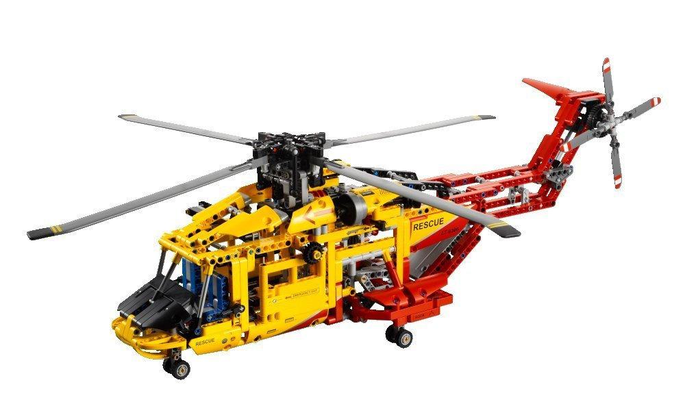 Как собрать вертолет видео