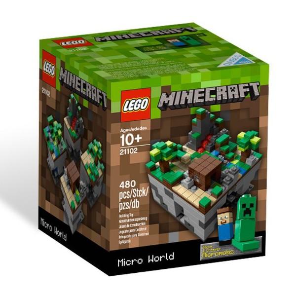 Коробка с кубиками