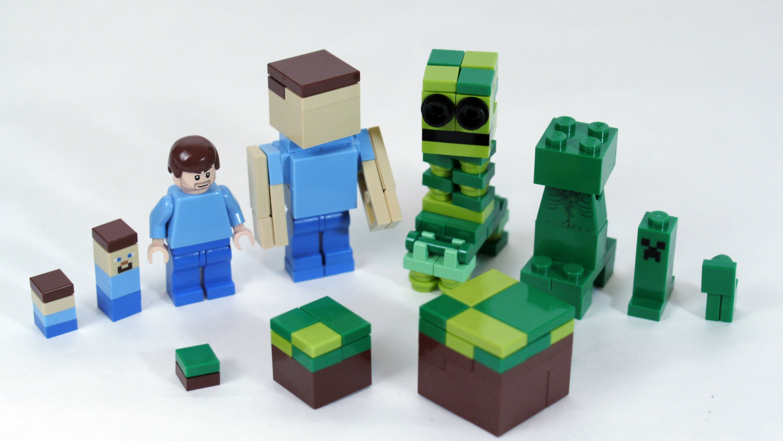 лего майнкрафт посмотреть картинки