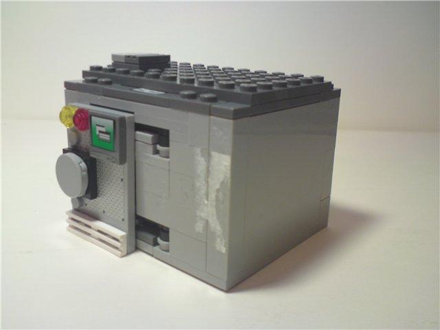 Как сделать из лего сейф фото 240