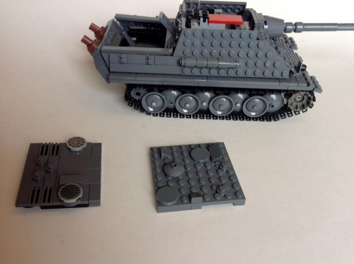 Фото лего танки 9