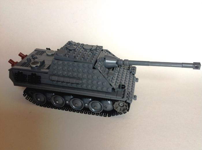 Готовый танк