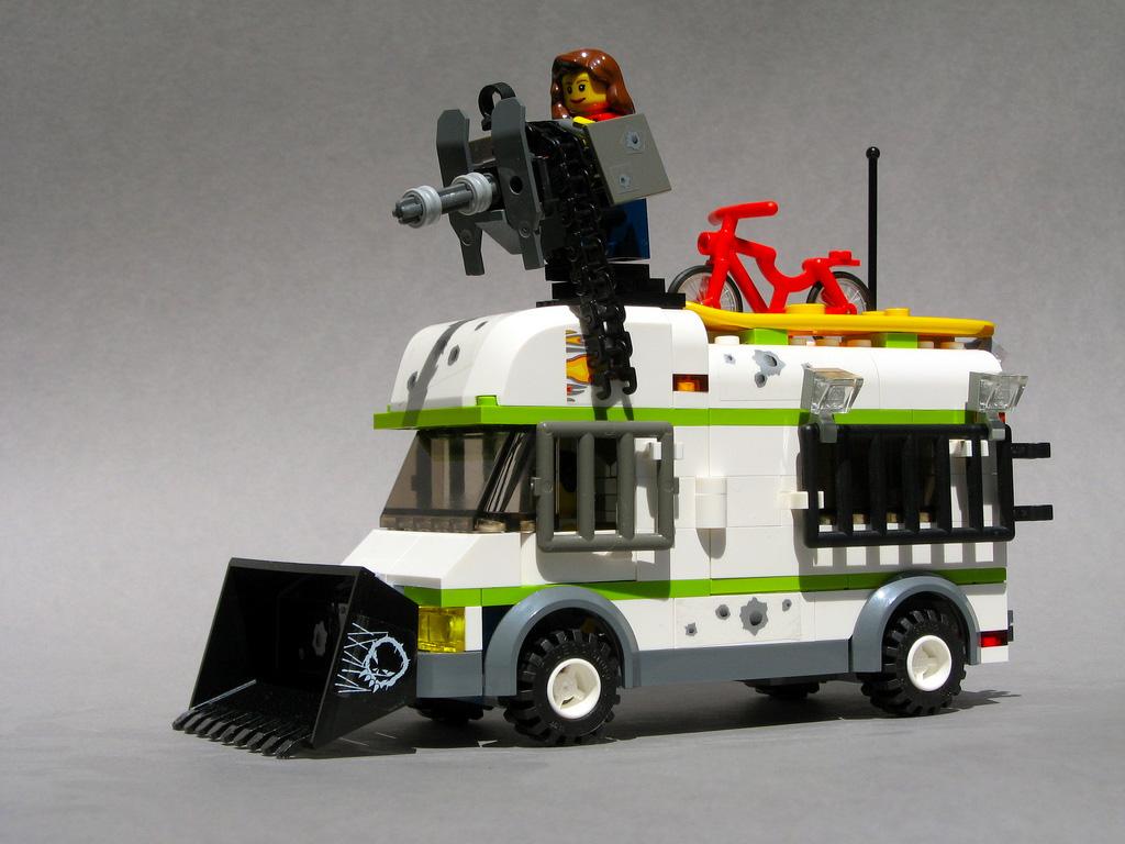 Зомби Апокалипсис Лего Скачать Игру - фото 5