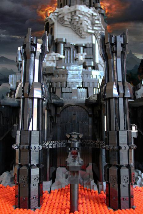 Башня Мордора