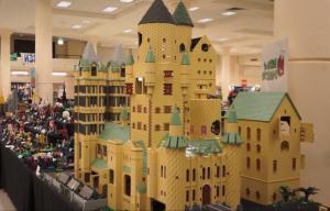 башни лего-Хогвардса