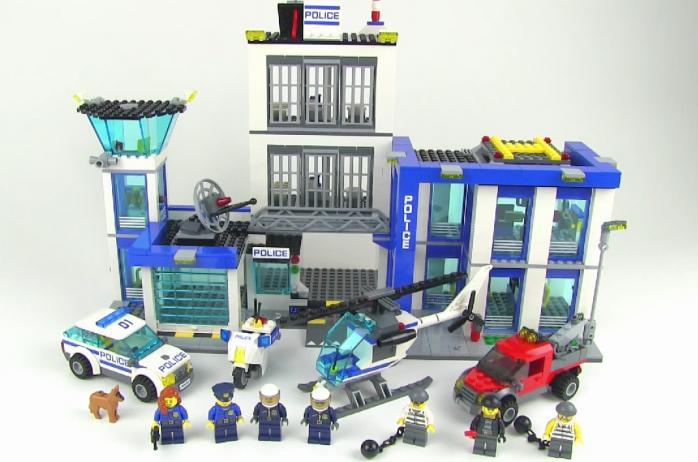 Лего вор и мошенник
