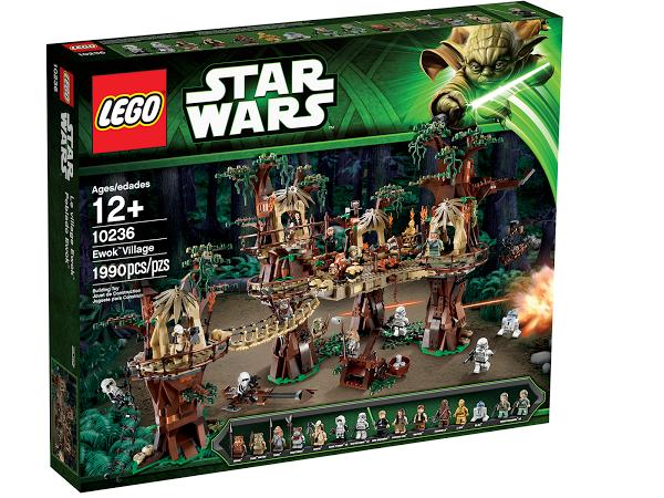 Лего Звездные Войны 10236 Инструкция