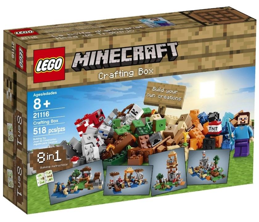 Лего 21116