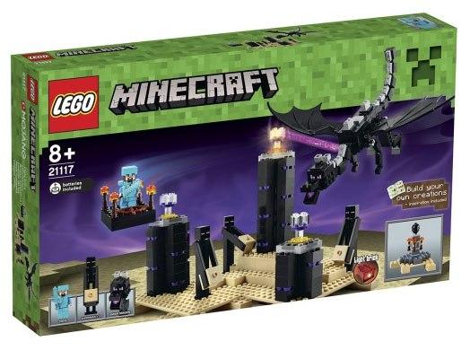 Лего 21117