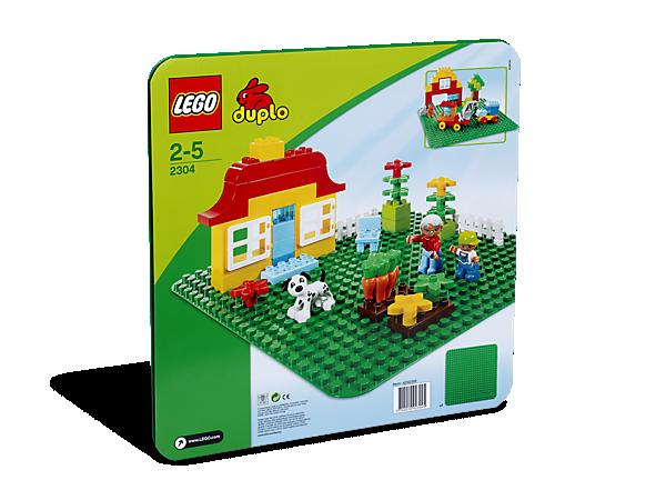 Строительная пластина LEGO Duplo