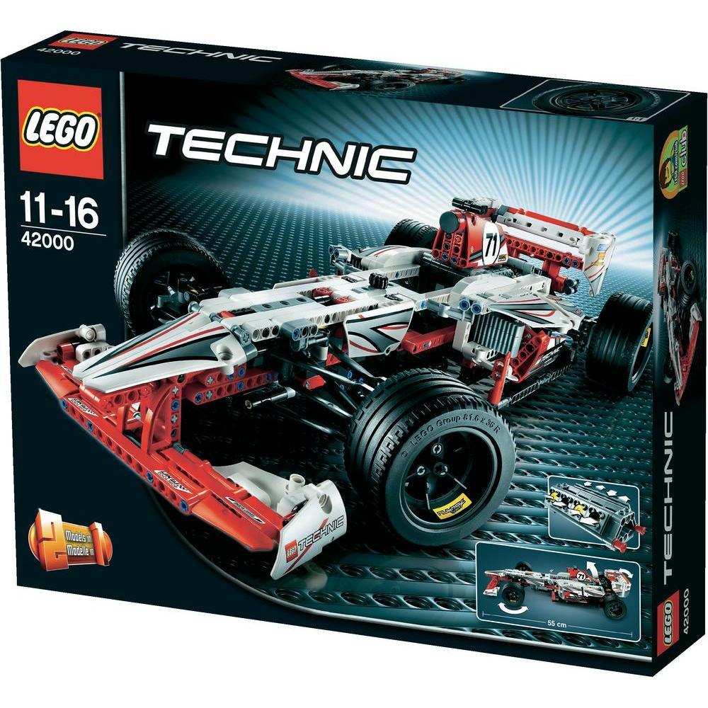Лего Техник Инструкция 42000