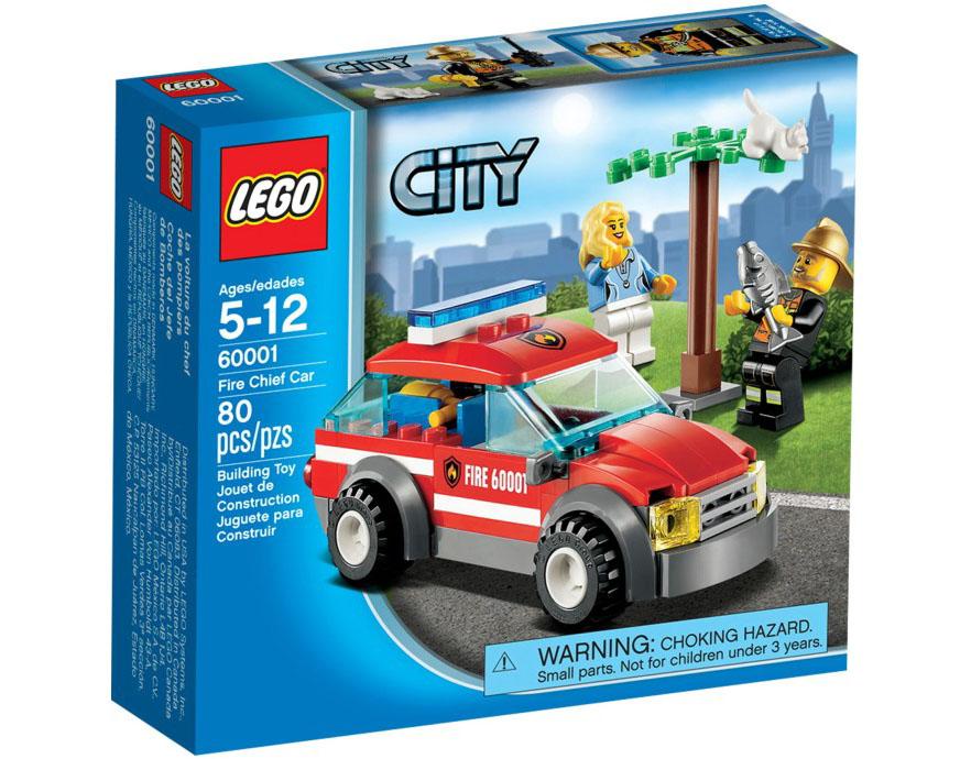 Лего 60001
