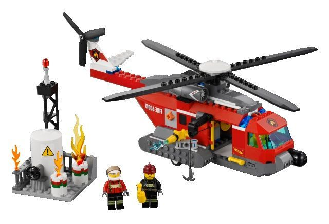 lego fire helicopter 60108 instructions