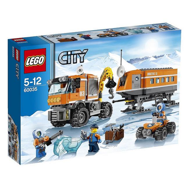 Лего 60035
