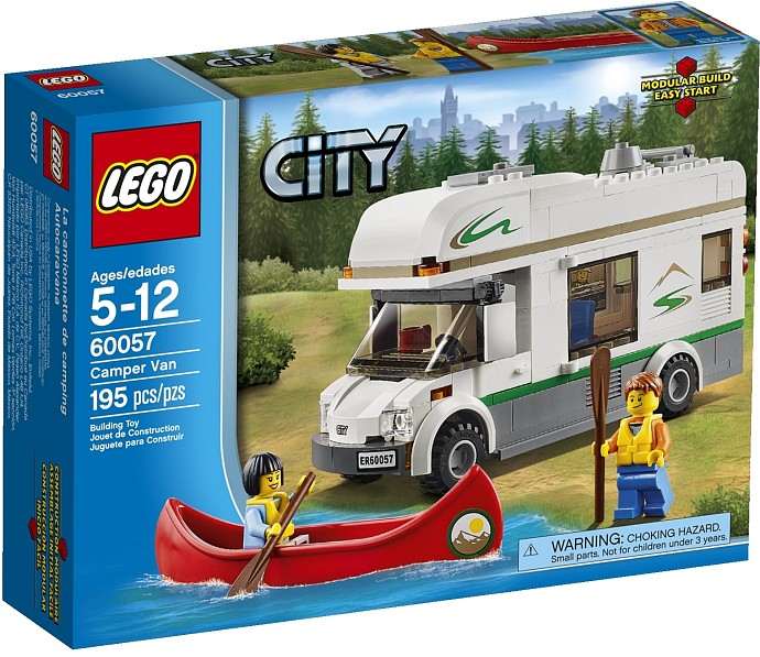 Лего сити инструкция 60057