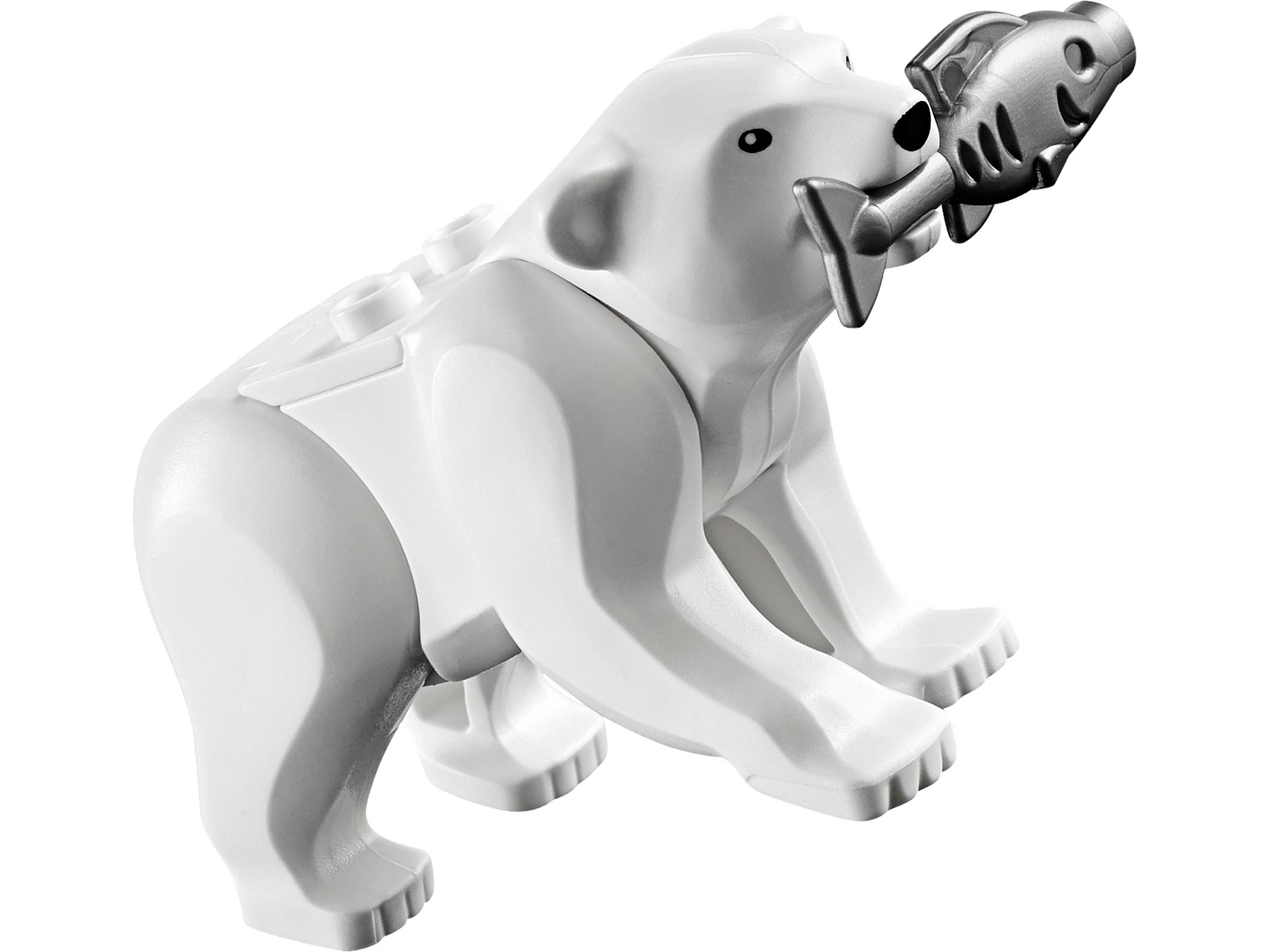 Лего Сити 60062 Арктический Ледокол инструкция, обзор ... Лего Сити Инструкции
