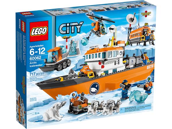 Лего 60062