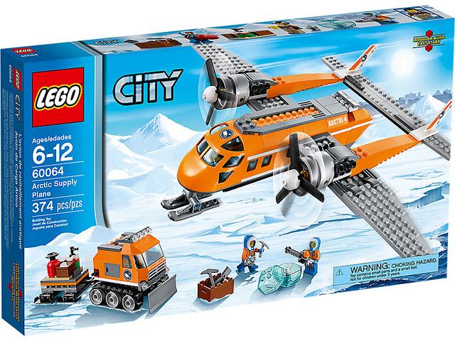 Лего 60064