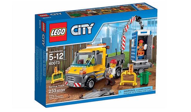Лего 60073 инструкция