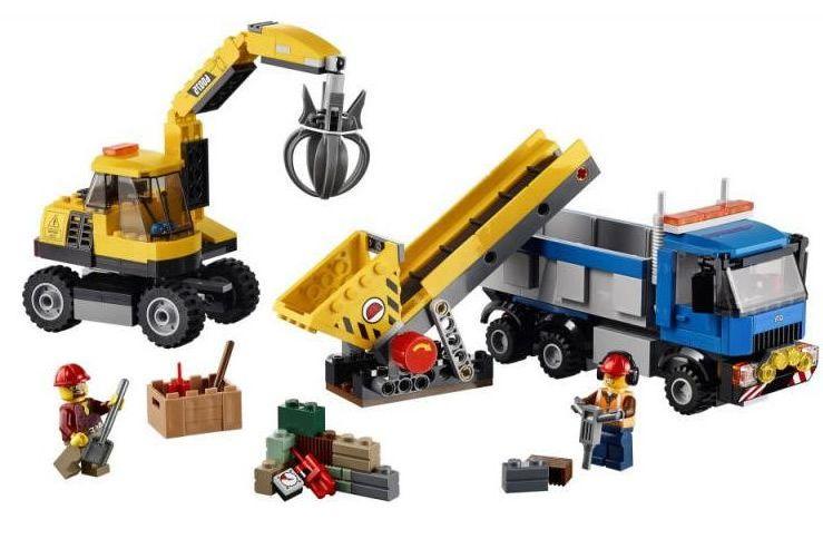 Лего сити инструкция 60075