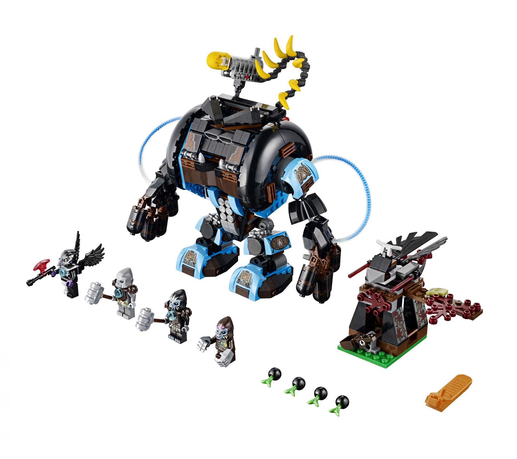 Лего как сделать набор 73