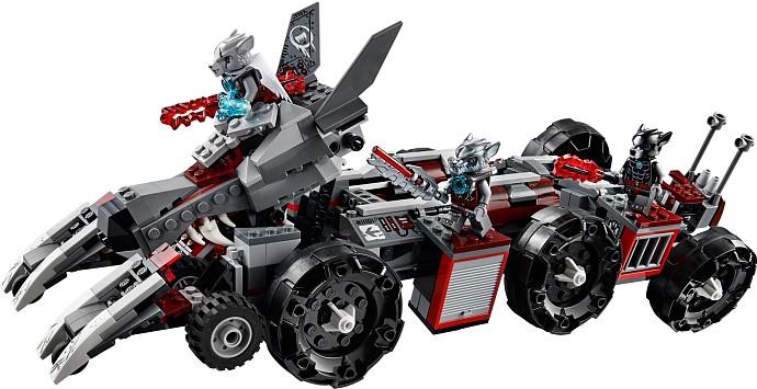 Лего Чима 70009 Бтр Волка Воррица инструкция, обзор, картинки и ...