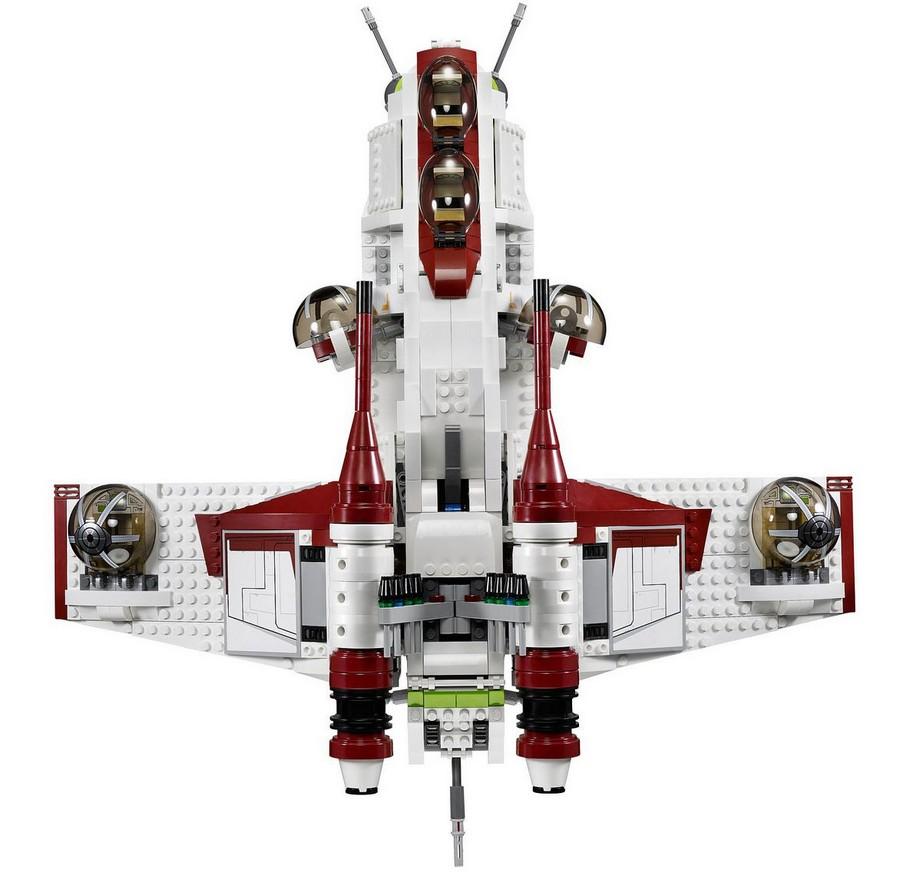 Инструкция Лего Республиканский Истребитель