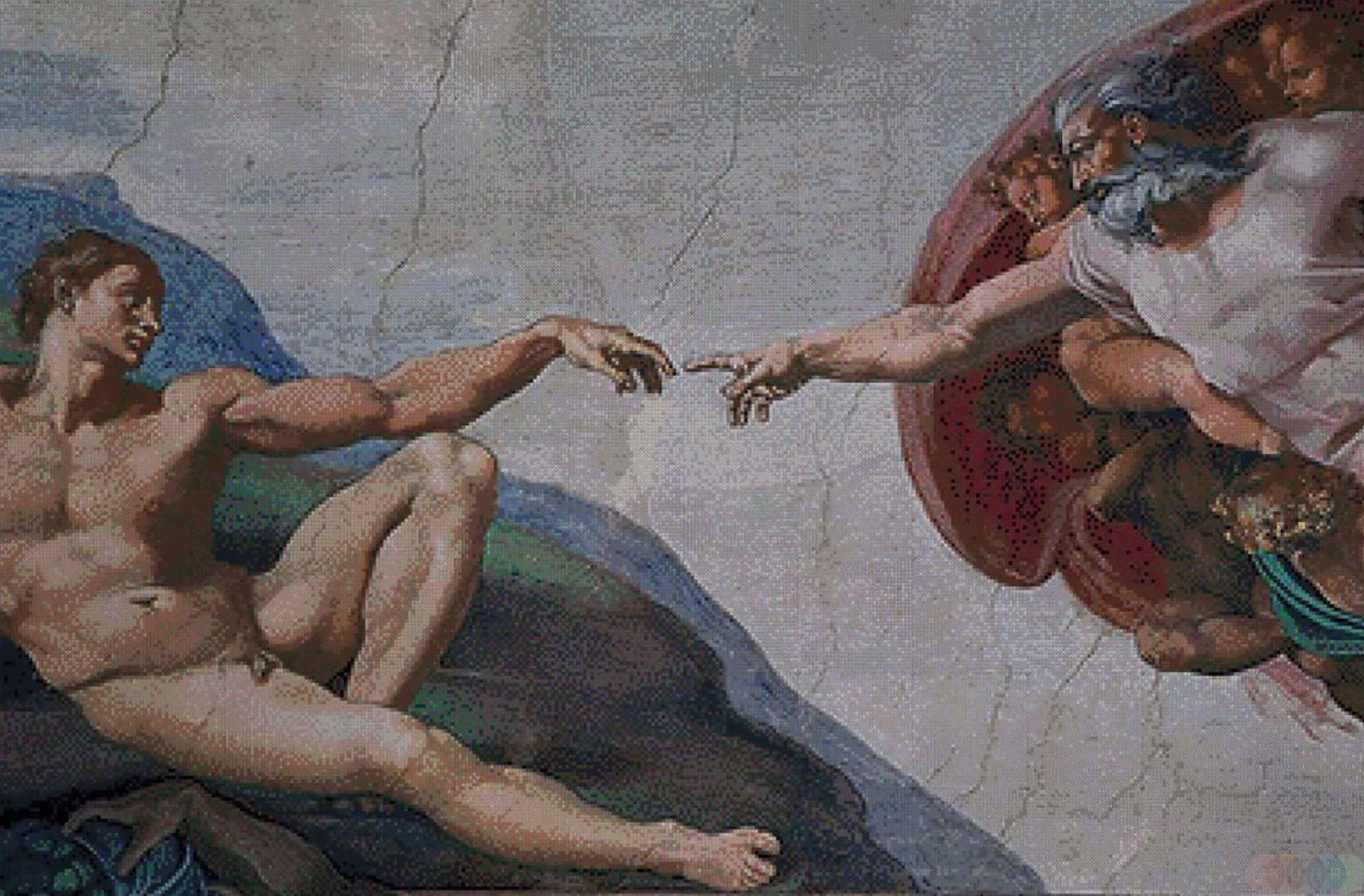 Картина Микеланджело
