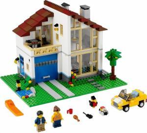 лего гараж фото
