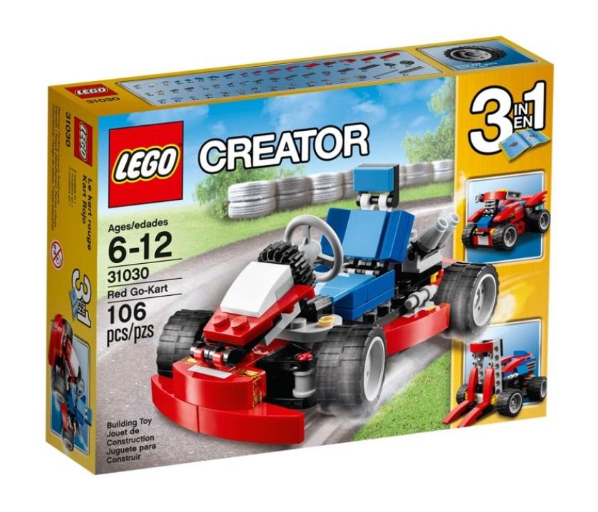 Инструкция Лего 31030 - фото 6