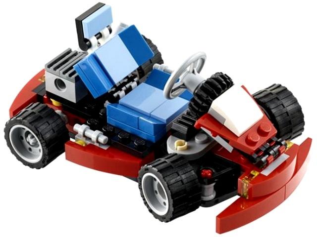Инструкция Лего 31030 - фото 5