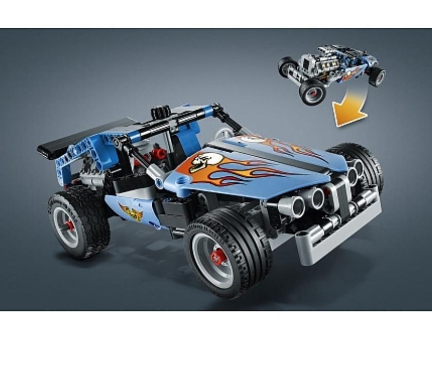 лего техник все модели 42022 инструкция - фото 6