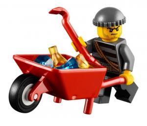 Лего Сити Ограбление Музея Инструкция