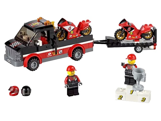 60084 Lego инструкция - фото 2