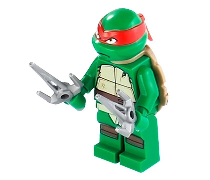 Лего Че�епа�ки ниндзя 79102 Хи���й план п�е�ледования