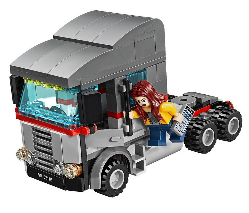 Лего Че�епа�ки ниндзя 79116 Бол��ая �нежная ма�ина для