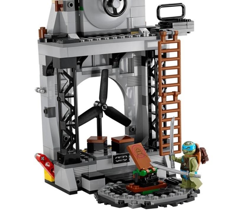 Лего Че�епа�ки ниндзя 79117 В�о�жение в логово �е�епа�ек
