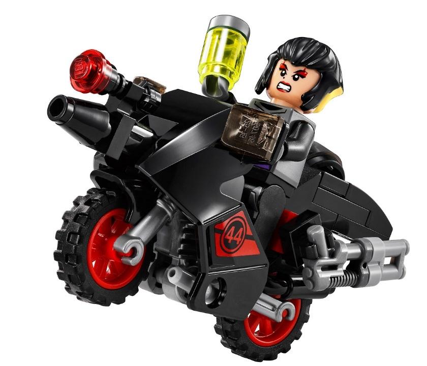 Лего Че�епа�ки ниндзя 79118 Побег Ка�аи на мо�о�икле