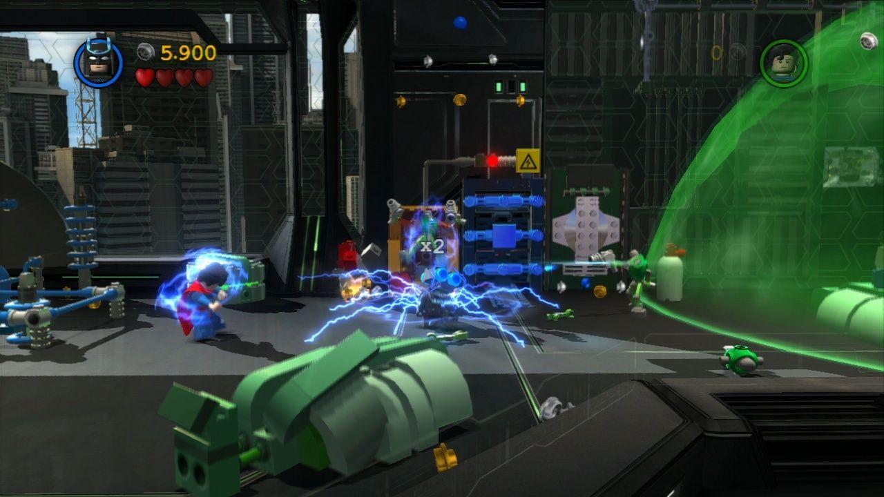 Лего бэтмен 3 скачать на компьютер игры