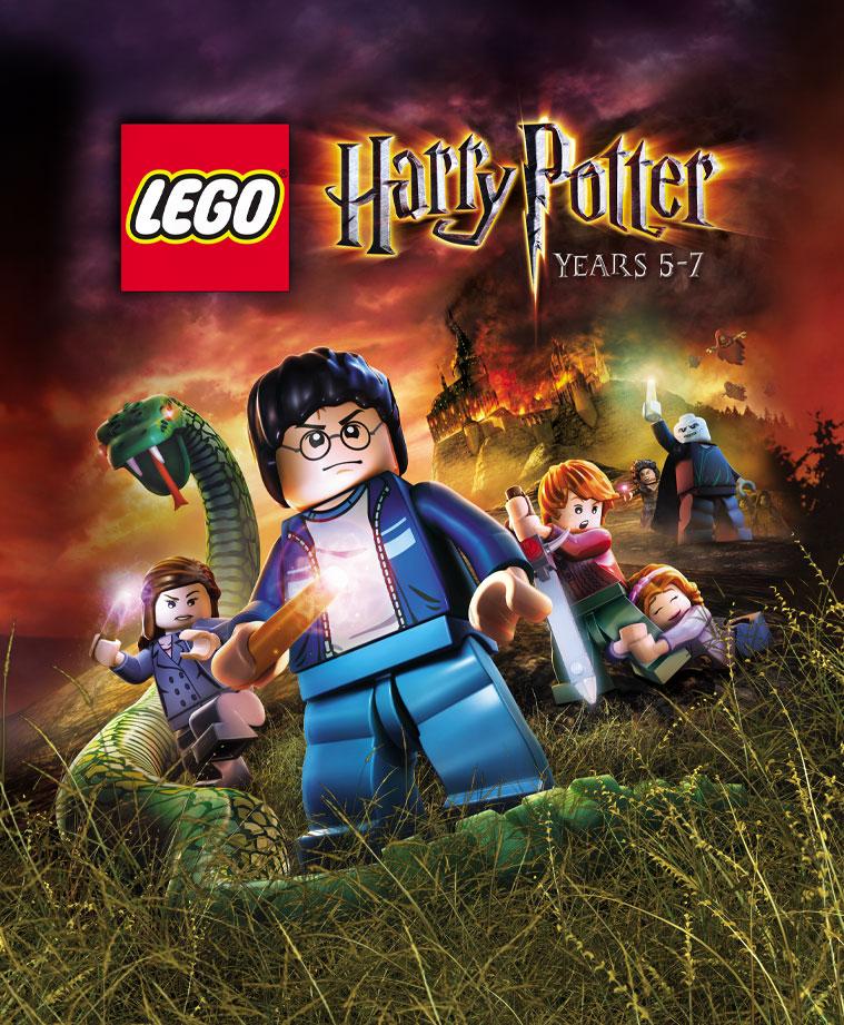 Lego Harry Potter: Years 5–7