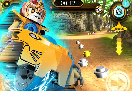 Lego Legends of Chima: Speedorz