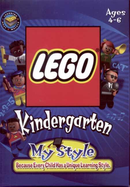 Lego My Style Kindergarten